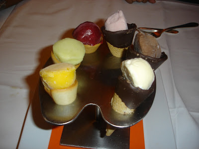 Postre en New York